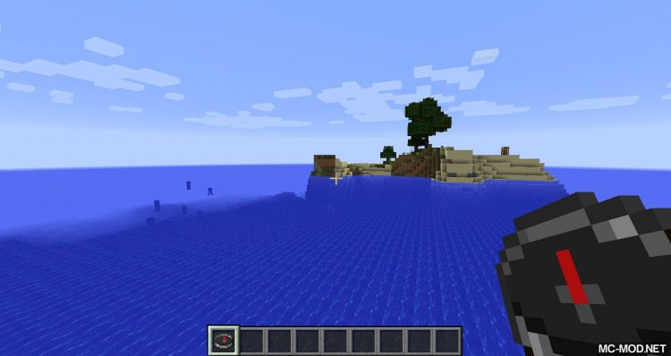 Better Compass mod for minecraft 03