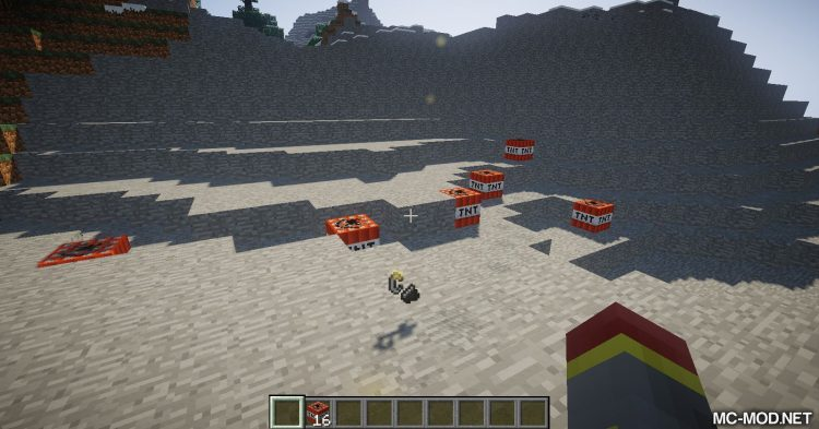 Bombastic Solution mod for Minecraft (17)