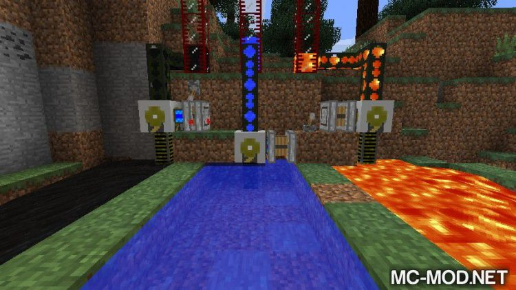 Buildcraft Energy mod for minecraft 01
