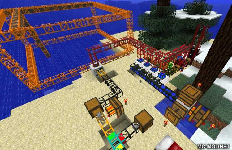 Buildcraft Energy mod for minecraft 02