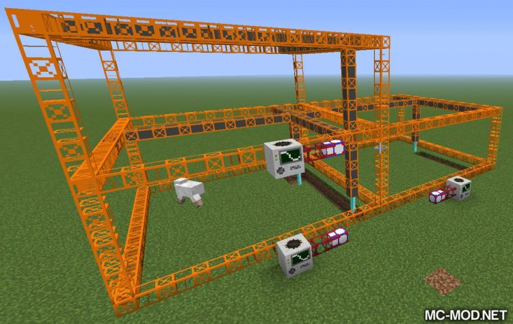 Buildcraft Robotics mod for minecraft 03