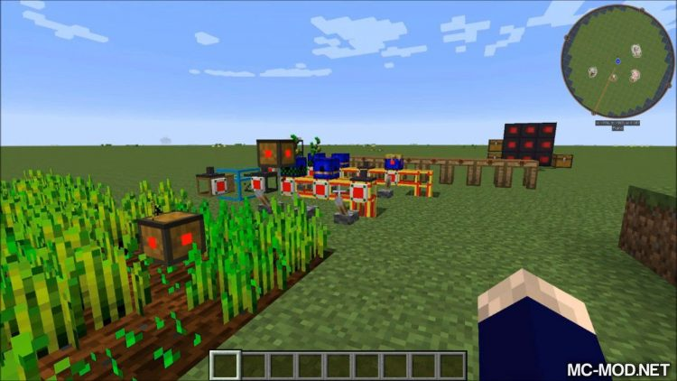 Buildcraft Robotics mod for minecraft 04