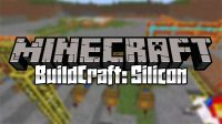 Buildcraft Silicon mod for minecraft logo