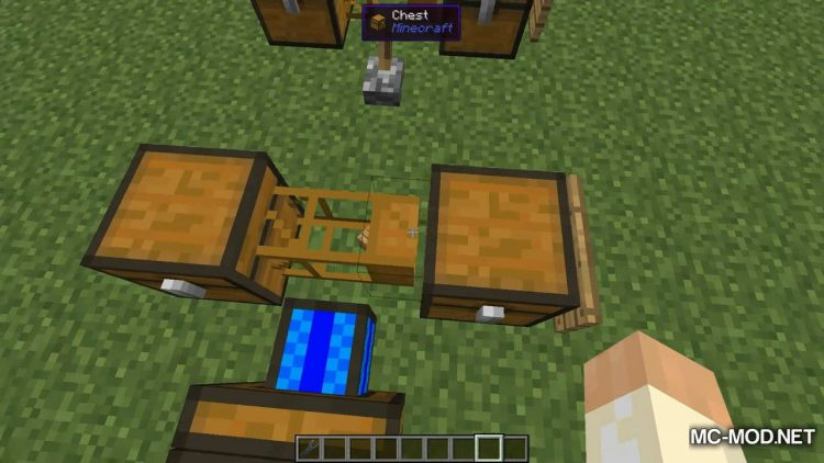 Buildcraft Transport Mod 1 12 2 1 11 2 Transport Items