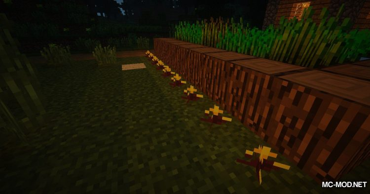Cave Root mod for Minecraft (9)