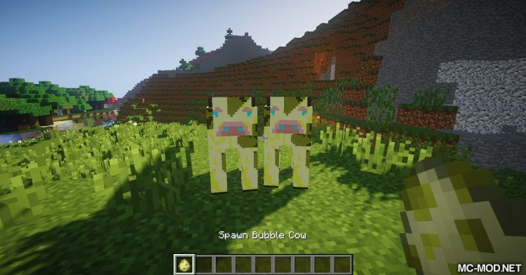 Ced_s Unleashed Life mod for Minecraft (1)