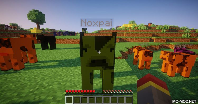 Ced_s Unleashed Life mod for Minecraft (15)