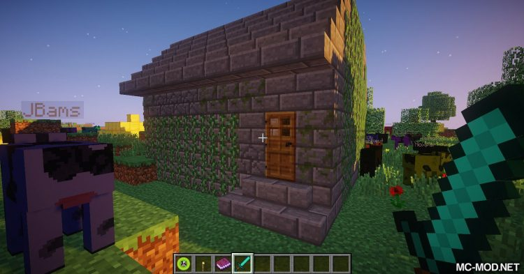 Ced_s Unleashed Life mod for Minecraft (19)