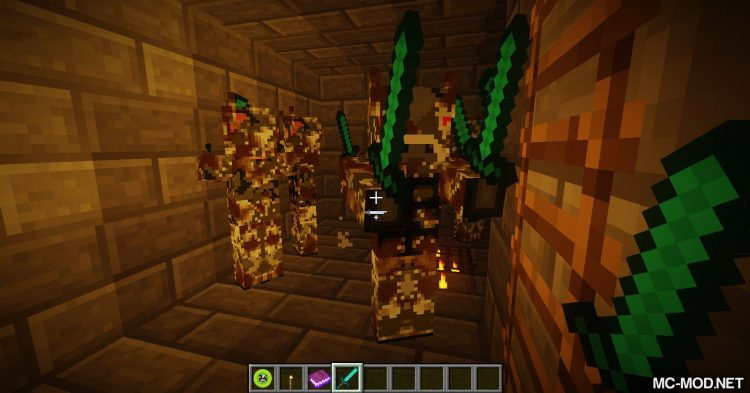 Ced_s Unleashed Life mod for Minecraft (21)