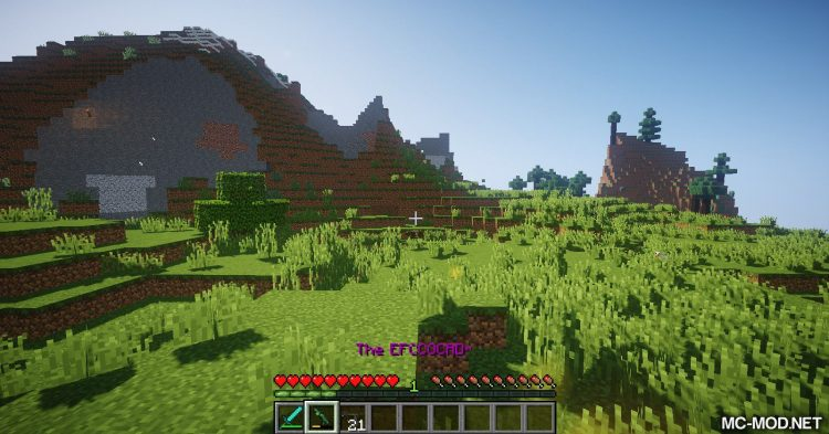 Ced_s Unleashed Life mod for Minecraft (8)