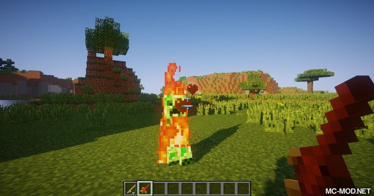 Combustive Fishing mod for Minecraft (13)
