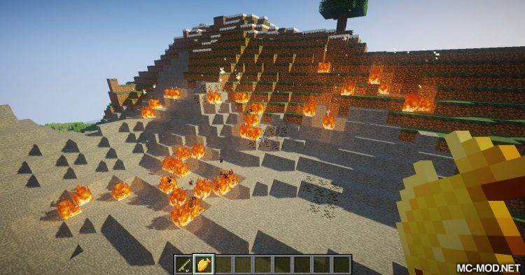 Combustive Fishing mod for Minecraft (9)