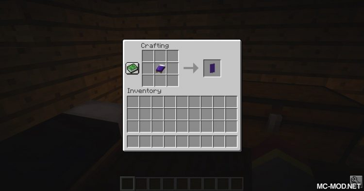 Cosmetic Beds mod for Minecraft (10)