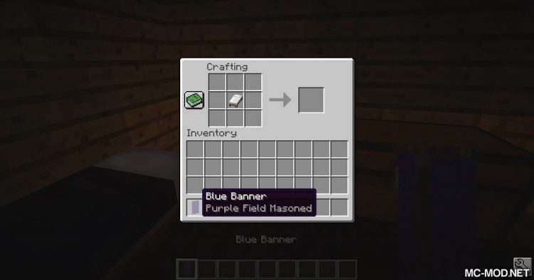 Cosmetic Beds mod for Minecraft (11)