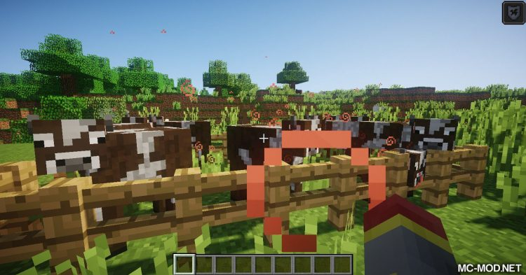 Creatures Love Beacons mod for Minecraft (15)