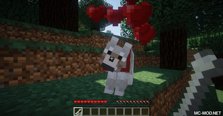 Creatures Love Beacons mod for Minecraft (4)