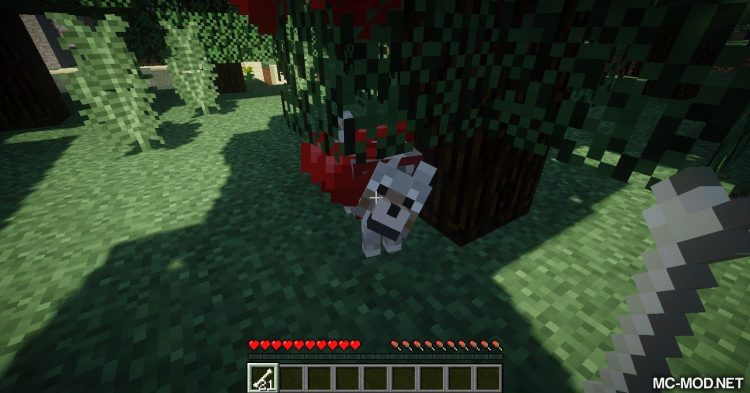 Creatures Love Beacons mod for Minecraft (5)