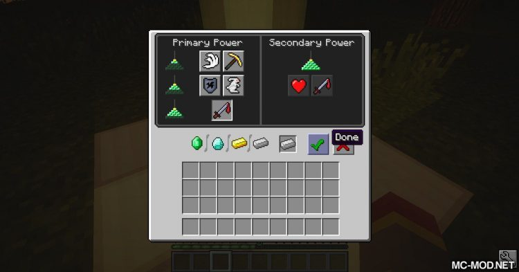 Creatures Love Beacons mod for Minecraft (6)