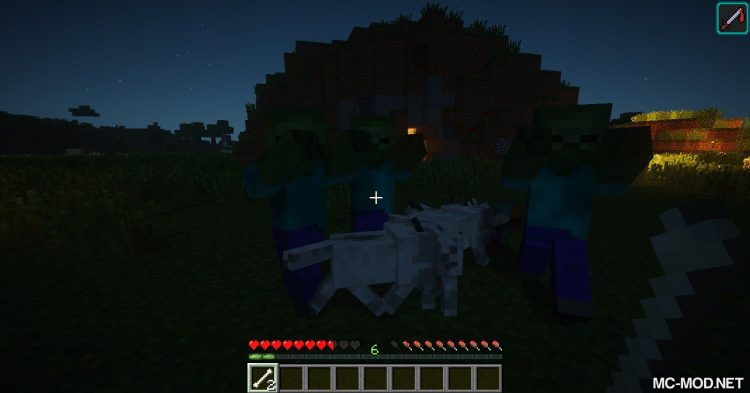 Creatures Love Beacons mod for Minecraft (9)