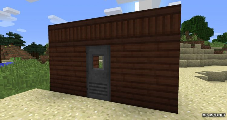 Engineers doors mod for minecraft 01