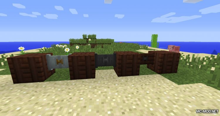 Engineers doors mod for minecraft 04