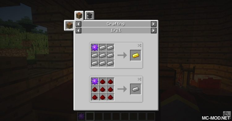 Equivalent Stone mod for Minecraft (3)