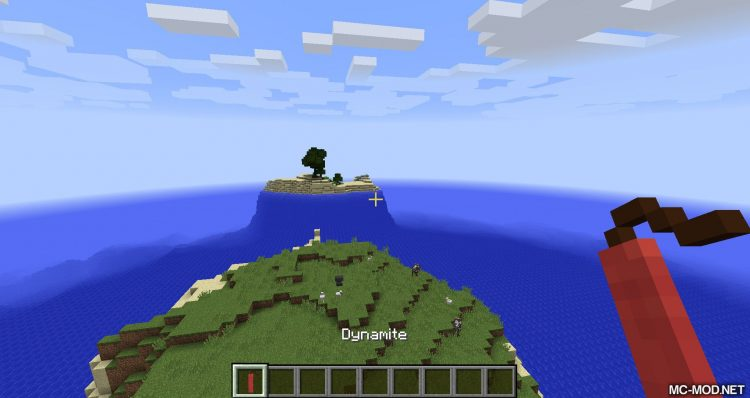Even More Explosives mod for minecraft 01