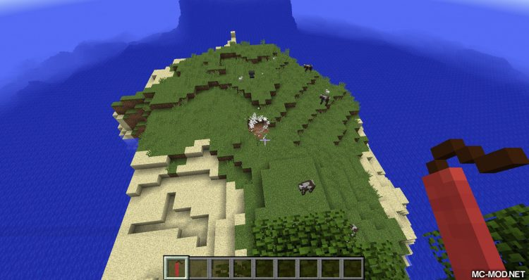 Even More Explosives mod for minecraft 02