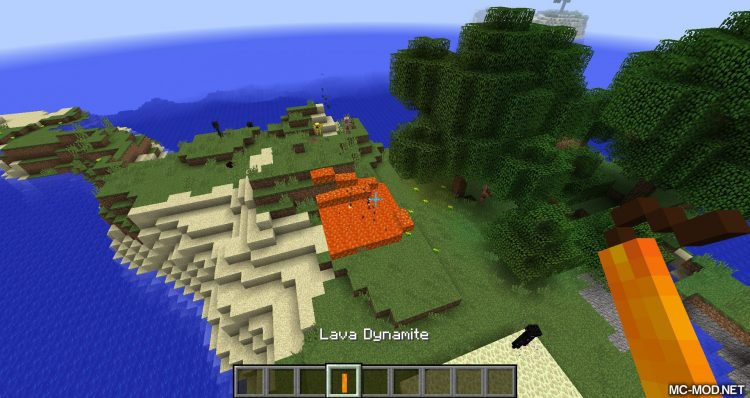 Even More Explosives mod for minecraft 07