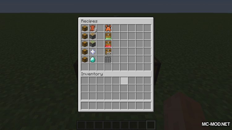 Extended Inventory mod for minecraft 03
