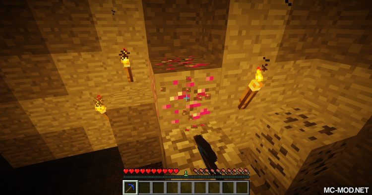 Extended Items and Ores Mod mod for Minecraft (19)