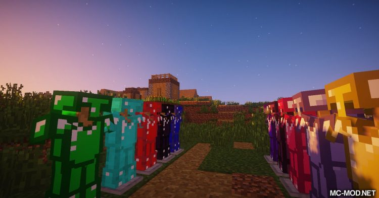Extended Items and Ores Mod mod for Minecraft (24)