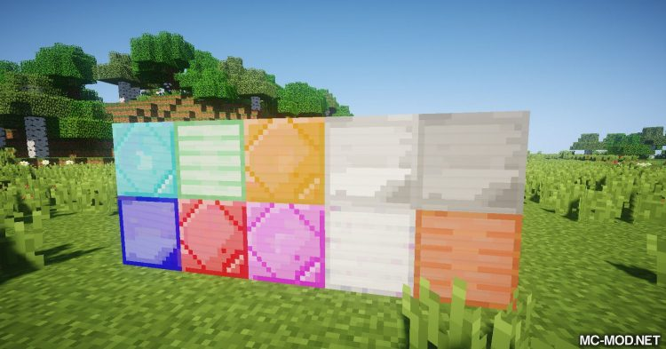 Extended Items and Ores Mod mod for Minecraft (29)