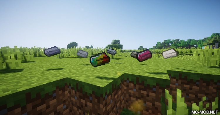 Extended Items and Ores Mod mod for Minecraft (31)