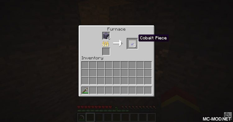 Extended Items and Ores Mod mod for Minecraft (4)