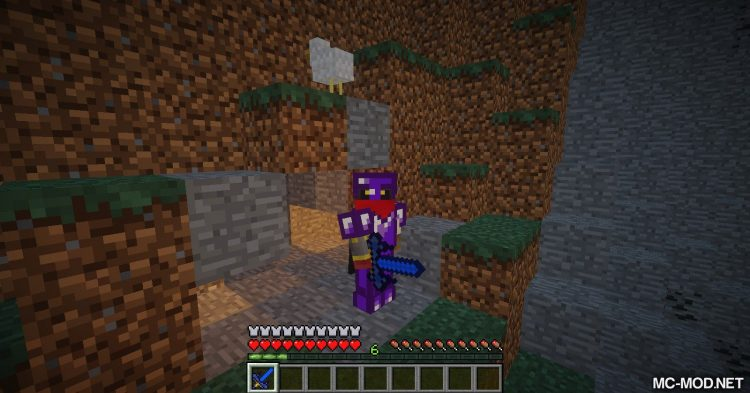 Extended Items and Ores Mod mod for Minecraft (6)