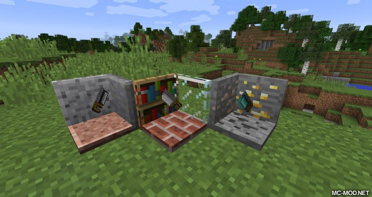 Forge Multipart CBE mod for minecraft 01
