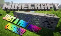 Just A Few More Ores mod for Minecraft logo