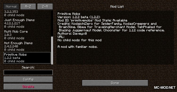 Multi Mob Core mod for Minecraft (2)