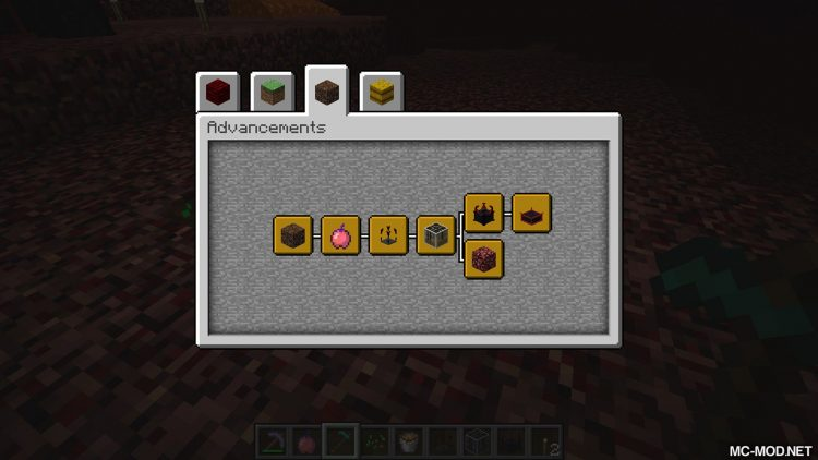 Nether Utils mod for minecraft 05