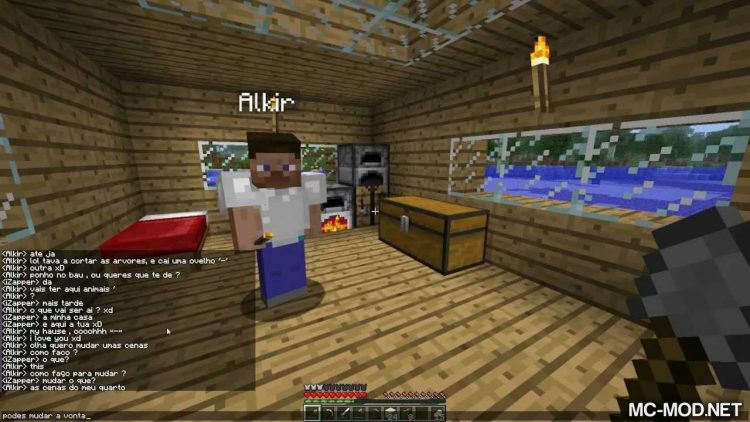 Player Revive mod for minecraft 02