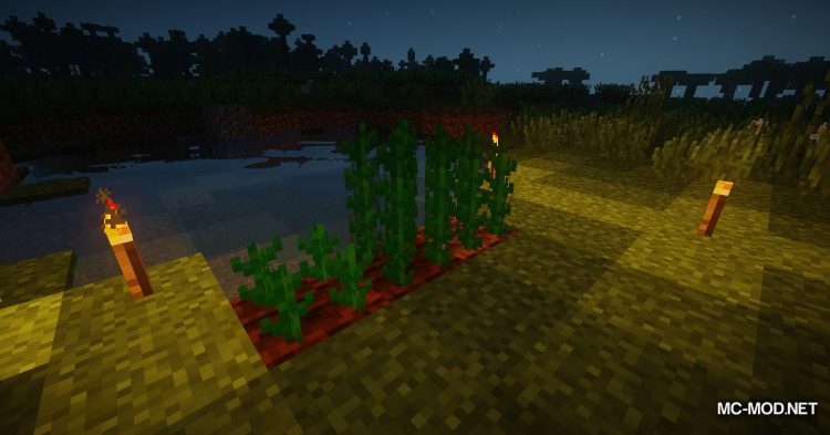 Simple Flax mod for Minecraft (4)