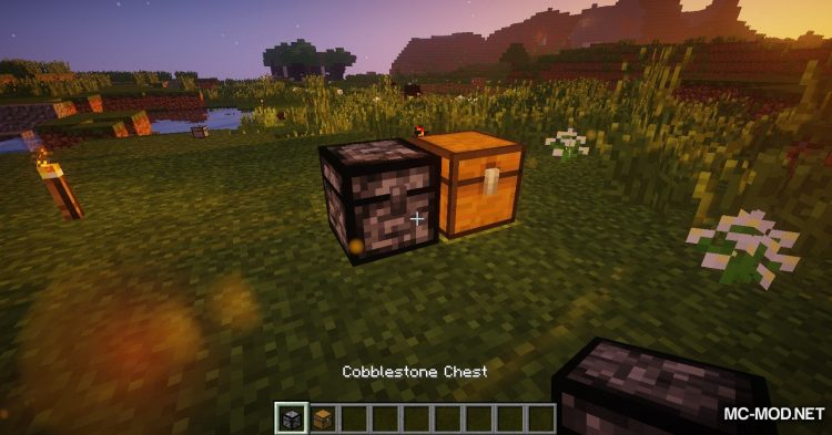 Stone Chests mod for Minecraft (2)