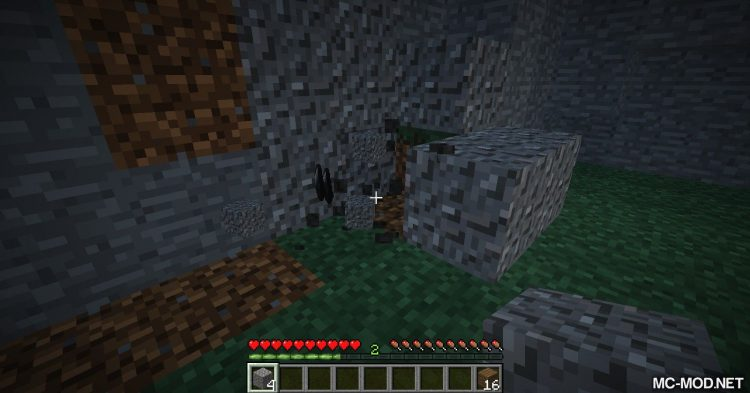 Survival Addtions mod for Minecraft (1)