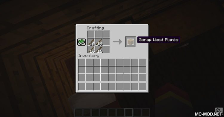 Survival Addtions mod for Minecraft (28)