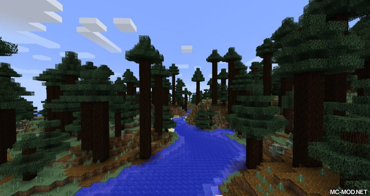 Terra mod for minecraft 05