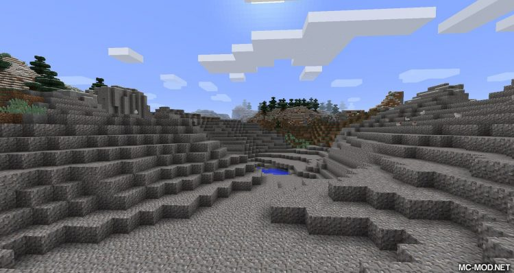 Terra mod for minecraft 08