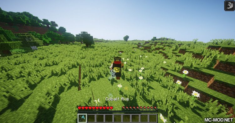 The Emerald Haven mod for Minecraft (35)