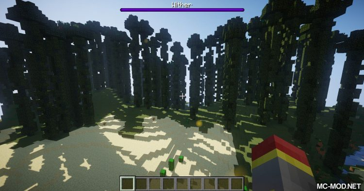 The Emerald Haven mod for Minecraft (5)