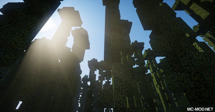 The Emerald Haven mod for Minecraft (6)